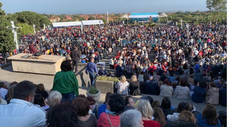 Pellegrinaggio di Mompileri 2020: monito di speranza e ritrovo per tutte le popolazioni etnee