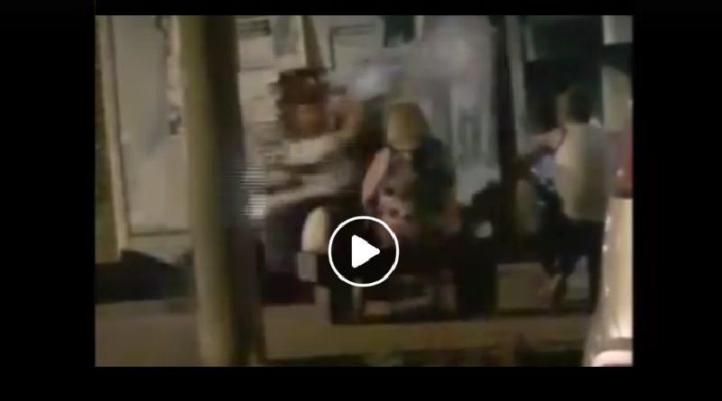 Gavettone su una donna indifesa, padre Nunzio contro il video virale dei bulli di Paternò