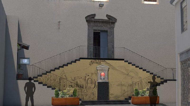 Belpasso, aggiudicati i lavori per riqualificare l'area perimetrale della Chiesa Madre