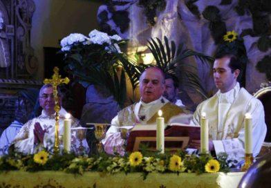 Da 27 anni Vescovo, Mons. Gristina festeggia e conclude formalmente la sua visita pastorale
