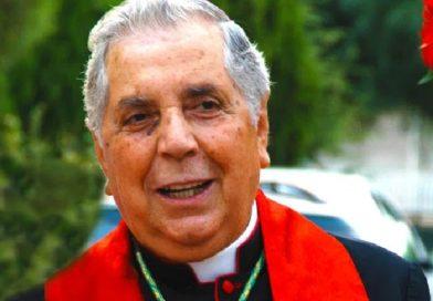 Una lapide nella Cattedrale di Catania in memoria di Mons. Bommarito ad un anno dalla sua morte