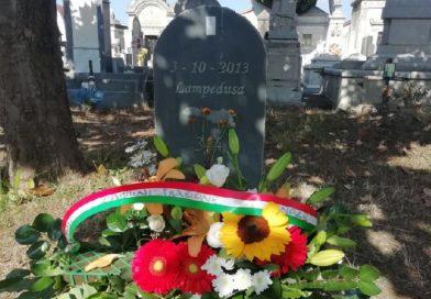 Belpasso, la comunità e il sindaco hanno ricordato le 386 vittime del naufragio del 3 ottobre 2013