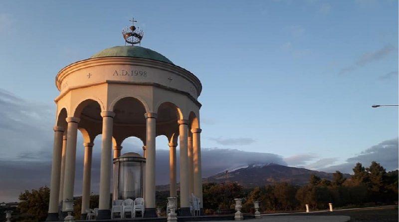 Belpasso, studenti e associazioni insieme puliranno il santuario della Madonna della Roccia