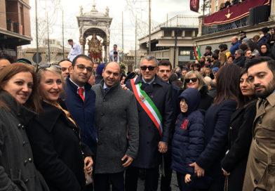 Belpasso, la città riabbraccia Santa Lucia: Mons. Salvatore Gristina chiuderà l'Anno Santo