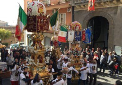 S.Lucia a Belpasso, Mons. Lanzafame: «Sia occasione di unità nella fede e nella carità»
