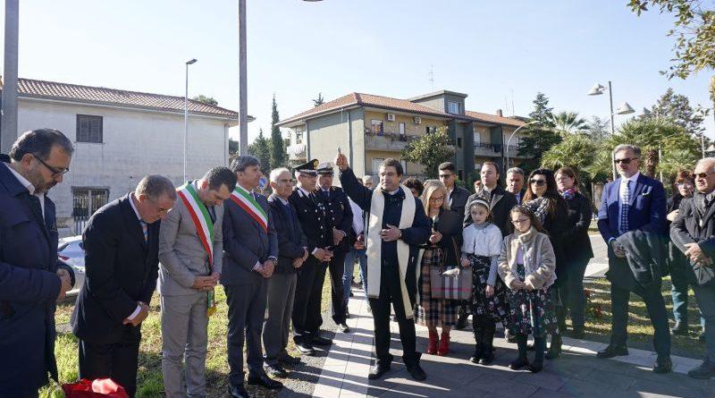 Tremestieri dedica una Piazza a padre Giuseppe Amore, per 64 anni parroco dell'Immacolata