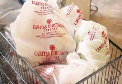 """Raccolta Caritas per  le mense """"Help Center""""  e """"Beato Dusmet"""", distribuiti 200mila pasti nel 2018"""
