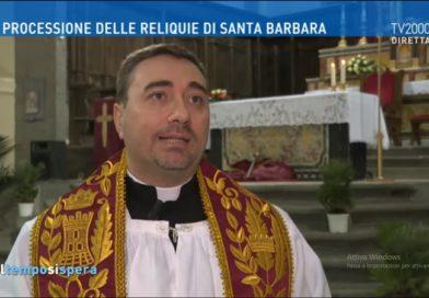 """Santa Barbara a Paternò: Tv2000 dedica una puntata della trasmissione """"Bel tempo si spera"""""""