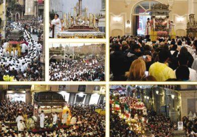 Calendario della festa di Sant'Agata 2020: immagini dell'archivio storico del fotoreporter Gianni D'Agata
