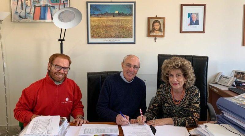 La Diocesi di Catania tende la mano: lavori di pubblica utilità nella Caritas per i detenuti