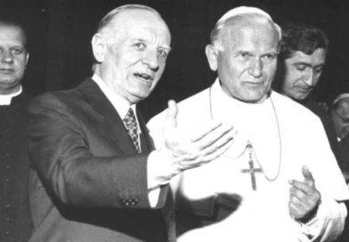 """Il politico dichiarato """"venerabile"""" da Papa Francesco, Paternò ricorda Giuseppe Lazzati"""