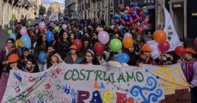 Nel programma della festività di Sant'Agata la marcia della pace organizzata dall'Azione Cattolica