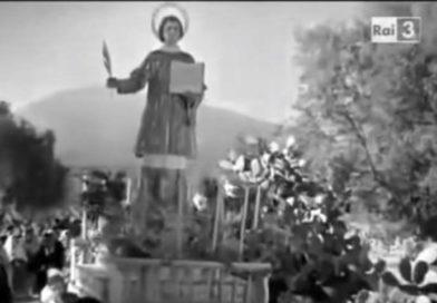 """Paternò 1939, dal film """"Cavalleria rusticana"""" ecco le immagini della festa di San Vincenzo"""