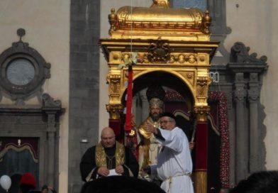 Viagrande, si conclude la festa di San Mauro Abate: venerato fin dai primi anni del Seicento