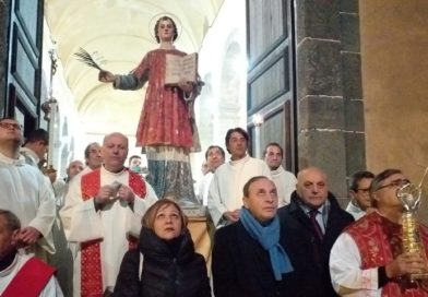 Paternò festeggia San Vincenzo, il diacono martire compatrono della cittadina etnea