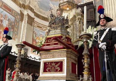 Finita la festa di Sant'Agata rimane indelebile nel cuore dei catanesi il suo esempio di fede in Cristo