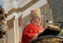 Pontificale, il Cardinale Sandri ai catanesi: «Senza Gesù la forza di Sant'Agata si sarebbe esaurita»