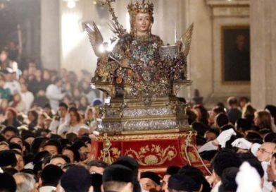 Sant'Agata 2021: cancellata la festa causa Covid, previsti solo alcuni momenti religiosi
