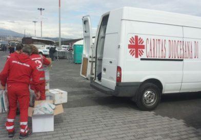 Caritas nell'emergenza Covid-19, alimenti ad associazioni e nuovo coordinamento da remoto