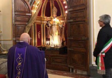 Emergenza Coronavirus,  anche Viagrande si affida alla preghiera e invoca  San Mauro