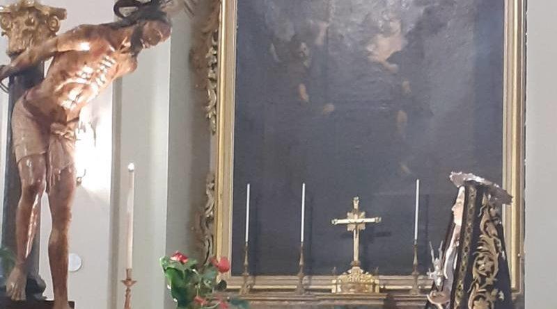 """Svelati il Cristo e l'Addolorata, ma Paternò si prepara a vivere una Settimana Santa a """"porte chiuse"""""""
