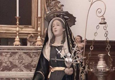Madonna Addolorata, Paternò mantiene viva le tradizione malgrado l'emergenza Coronavirus