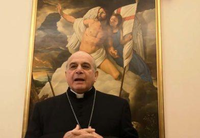 Pasqua 2021: gli auguri dell' Arcivescovo Salvatore Gristina alla Diocesi di Catania