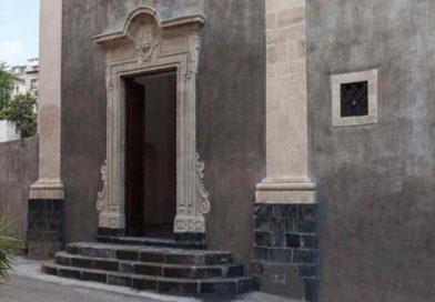 Consegnata alla Diocesi dopo il restauro la chiesa Santa Maria dell'Idria a Catania