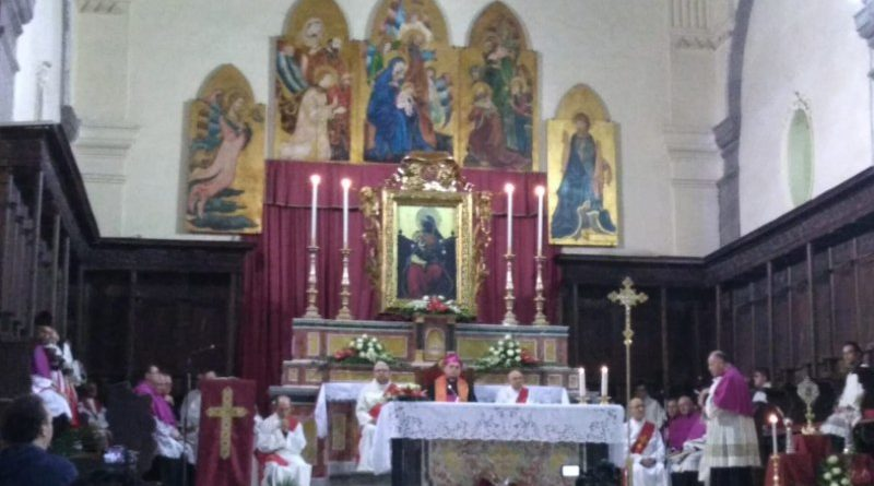 Paternò, la Collegiata di Santa Maria dell'Alto compie 350 anni dalla sua fondazione