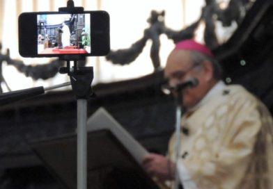 In diretta da Mompileri: l'Arcivescovo celebrerà la Messa con un numero ristretto di fedeli