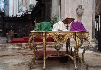 Diretta dalla Cattedrale: l'Arcivescovo celebra la Messa Crismale
