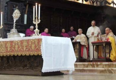 Corpus Domini: nessuna processione per le strade ma momenti di adorazione nelle parrocchie