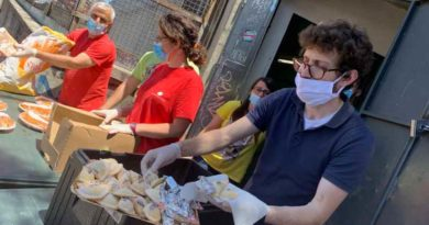 Help Center, i numeri dell'emergenza: 400 pasti al giorno distribuiti, il 60% degli assistiti sono italiani