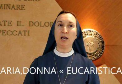 """""""La Chiesa vive dell'Eucaristia"""": ultima puntata della rubrica curata dall'Ufficio Liturgico Diocesano"""