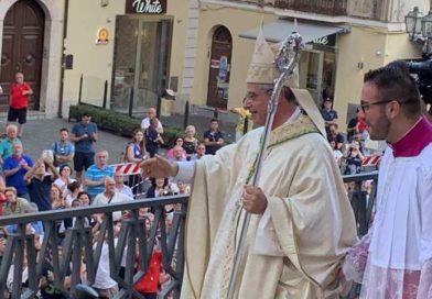 """Sta bene il Vescovo Schillaci, operato all'ospedale """"Gemelli"""": «Grazie per la vicinanza spirituale»"""
