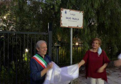 Il Comune di Santa Maria di Licodia  dedica uno slargo al sacerdote don Salvatore Palella