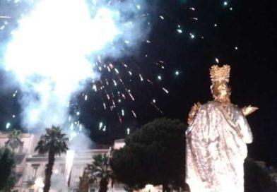 Paternò, al via la festa estiva in ricordo della traslazione delle reliquie di Santa Barbara