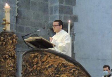Don Carlo Palazzolo, nuovo sacerdote nella Diocesi di Catania: sarà ordinato il 5 ottobre