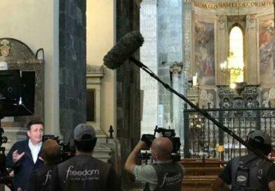 """""""Freedom Oltre il confine"""": S.Agata e la Cattedrale raccontate da Roberto Giacobbo su Italia 1"""