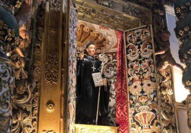 23 settembre 1709, San Placido viene  dichiarato ufficialmente Patrono e protettore di Biancavilla