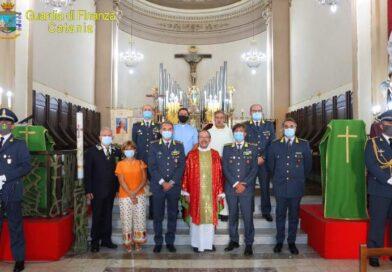 La Guardia di Finanza di Catania celebra la ricorrenza religiosa del Santo Patrono Matteo