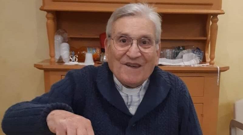 Si è spento Padre Filadelfio Coppone, una vita dedicata a Dio nella semplicità e nell'obbedienza