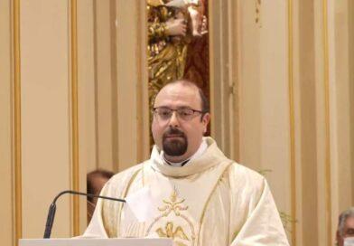 Don Gaetano Sciuto, nuova guida della parrocchia Santa Maria della Pace Tremestieri Etneo