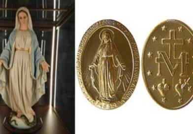 L'11 novembre il Papa benedirà la Madonna della Medaglia Miracolosa che sarà in Sicilia a marzo