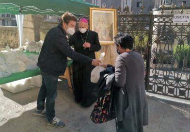 Pranzo di S. Elisabetta al Santuario di S. Francesco d'Assisi  per la Giornata Mondiale dei Poveri