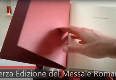 Terza Edizione del Messale Roman: ecco l'introduzione fatta dall'Ufficio Liturgico Diocesano