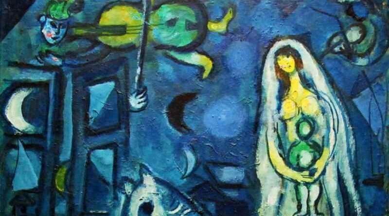 """Scuola, al """"De Nicola"""" fragilità e solidarietà nel tempo di Natale ispirandosi a Chagall"""