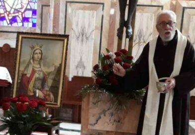 Anche Padre Carlo Lazzaro è morto a causa del covid, secondo frate dalla comunità di Paternò