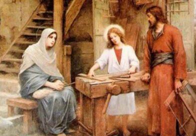 """Messaggio dalla """"clausura"""" di Biancavilla: «Il Figlio del falegname di Nazareth»"""