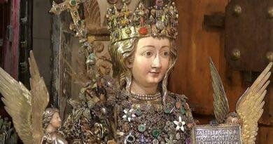 Solenne Pontificale in onore di Sant'Agata V.M.